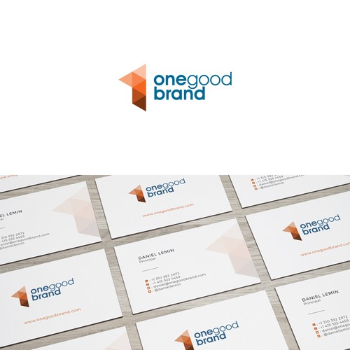 Logo and Business Card design for an independent Consulting Business.