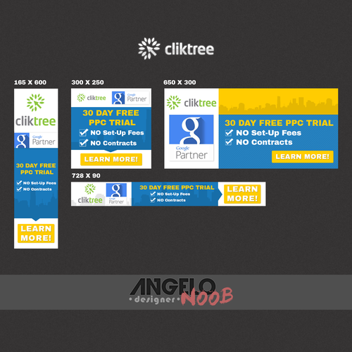Ads Banner for Cliktree