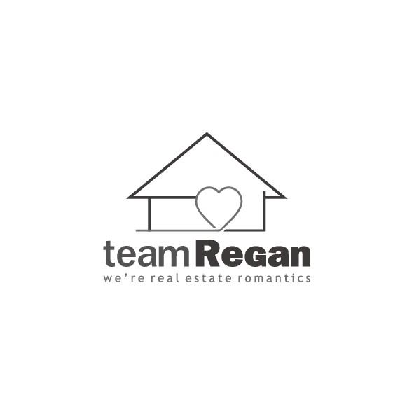 Create a logo for Team Regan--the real estate romantics