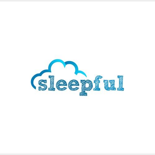 Logo concept for www.sleepful.de