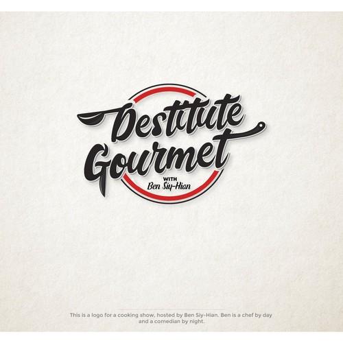 Destitute Gourmet Logo