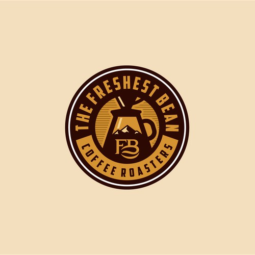 Logo concept for Coffee Roasters company