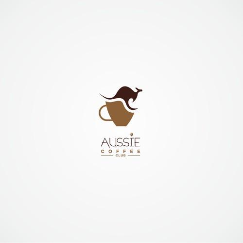Aussie Coffe Logo