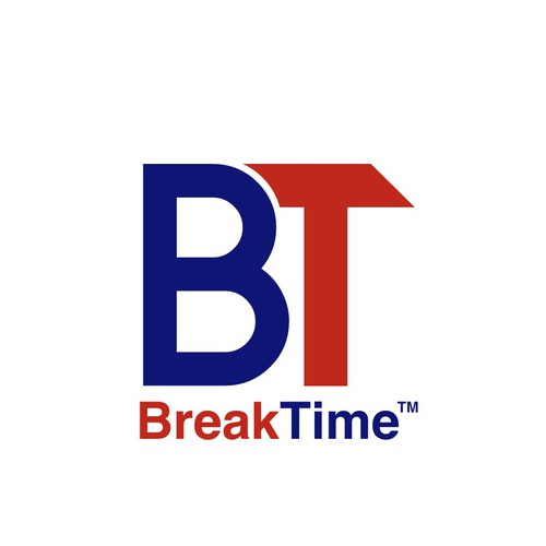 Logo Concept for BreakTime