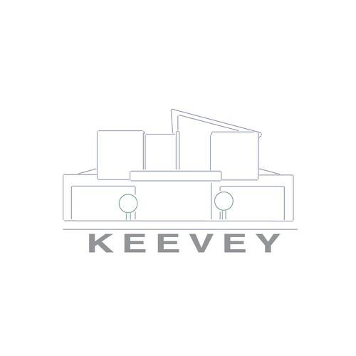 Logo design for modern architecture company