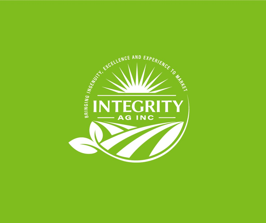 Design a new age logo for Integrity Ag Inc