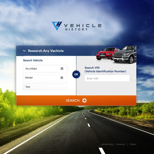 Best Homepage Ever for a vehicle research and history website!!!!