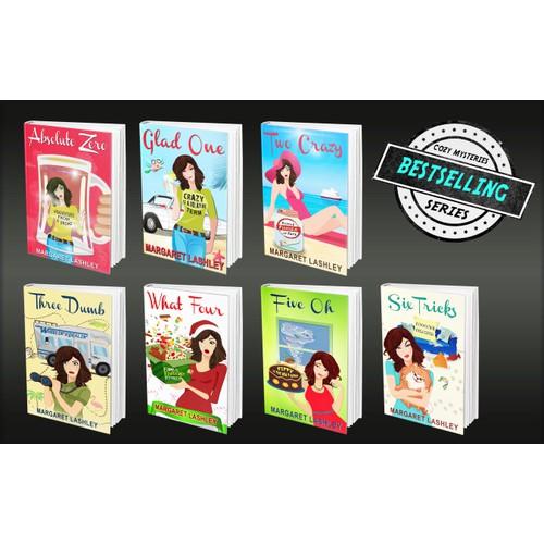 Bestselling chicklit series