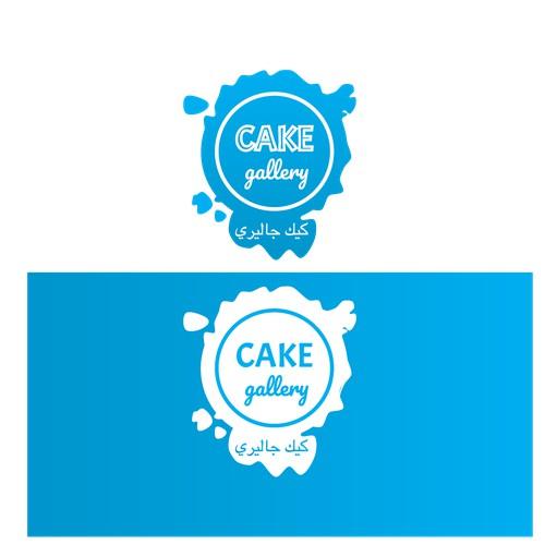 Concept logo for bakery