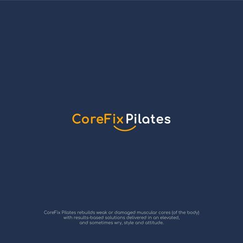 Logo For CoreFix Pilates