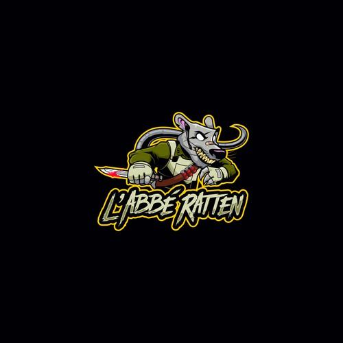 L'Abbe Ratten Logo Design Project