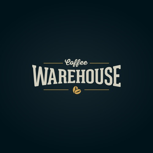 Logo for Coffee Warehouse