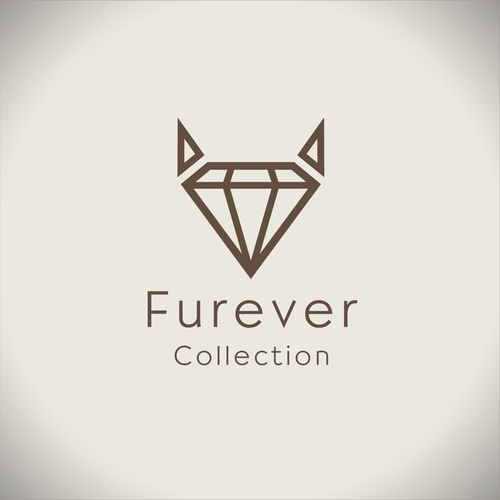 Logo for animal jewellery company