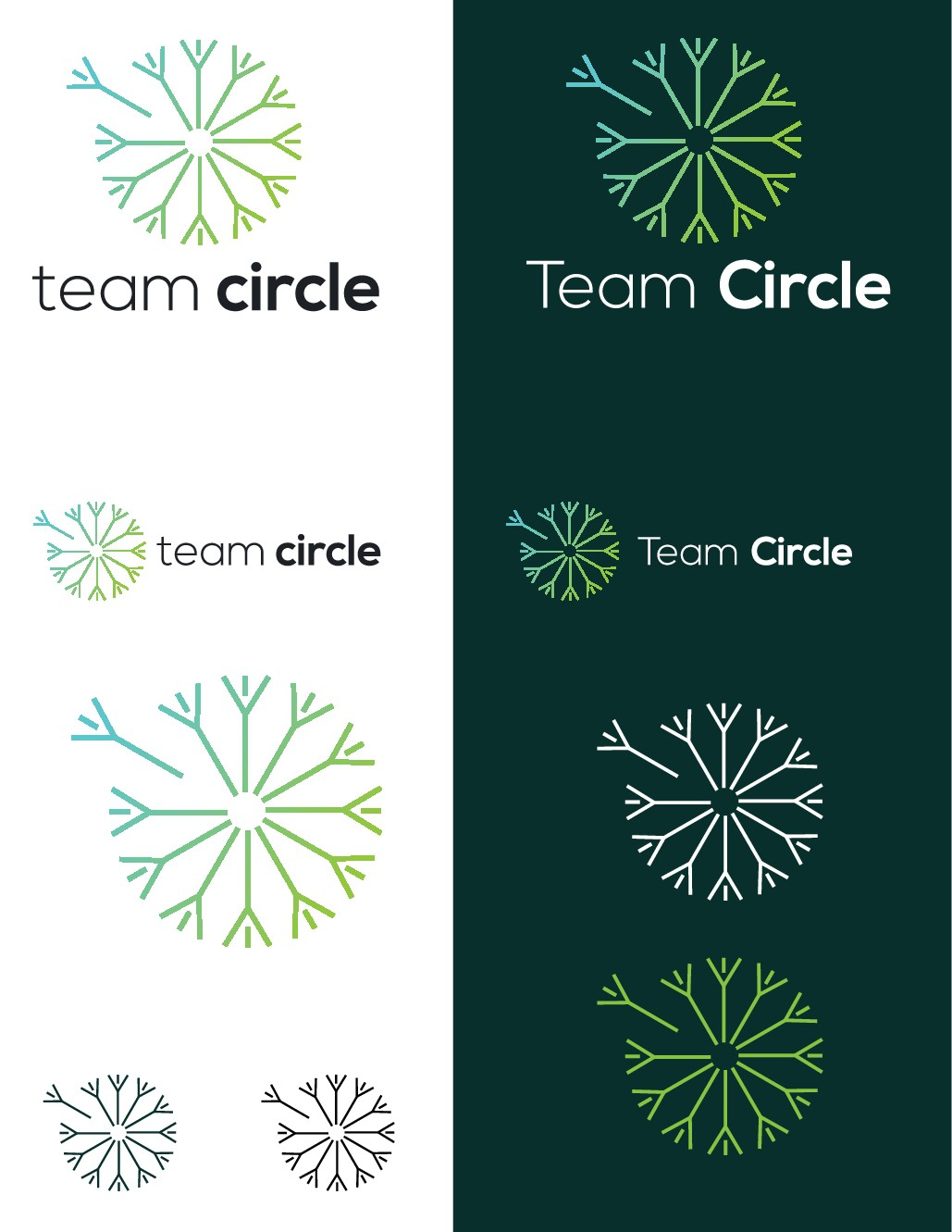Create an inspiring logo for social network app tool