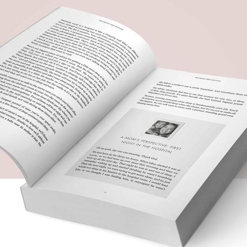 Book Interior - Indie/Memoir