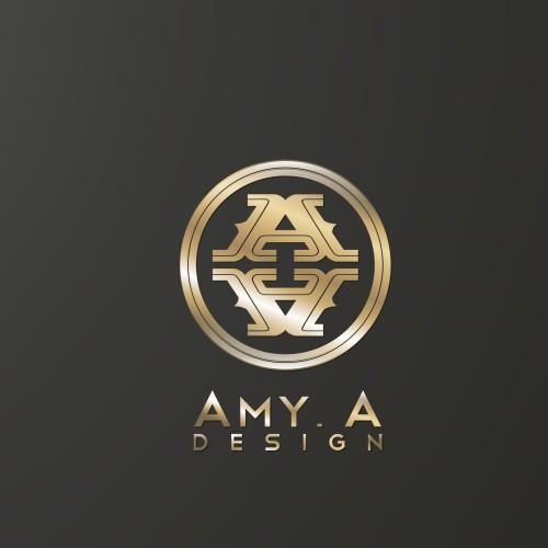 Logo for fine diamond jewelry line