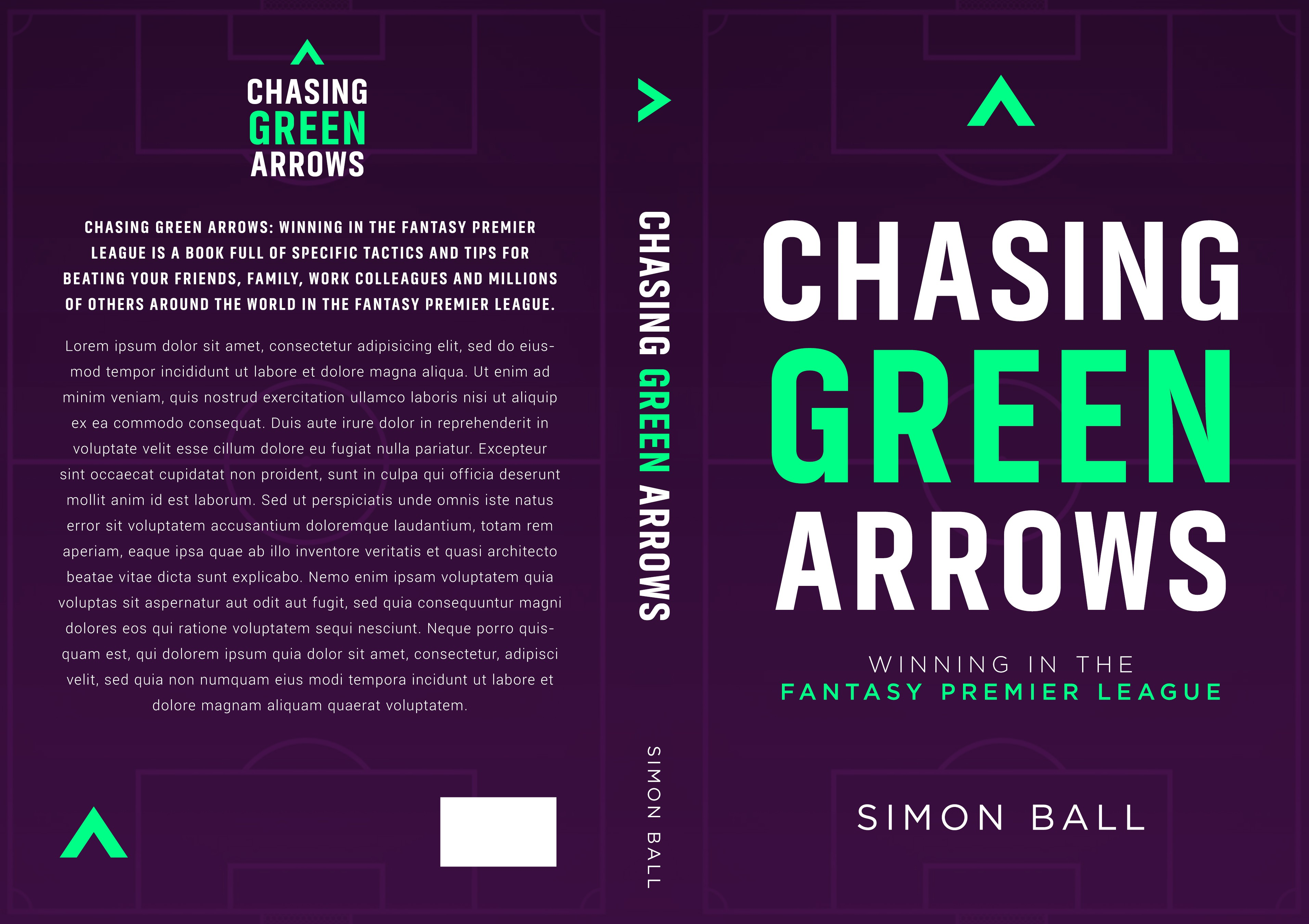 Book Cover for Chasing Green Arrows: Winning in the Fantasy Premier League.