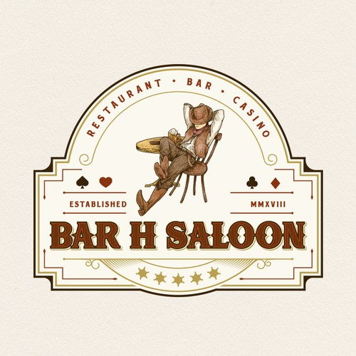 Bar H Saloon
