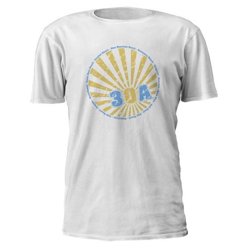 Beach Town Shirt