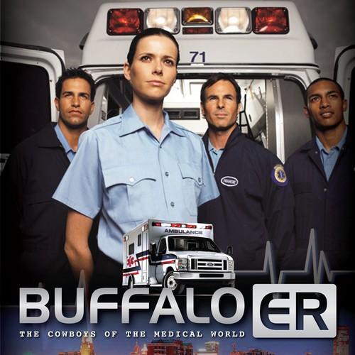 """Buffalo ER"" television show pitch document design!"