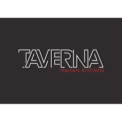 Create the next logo for Taverna