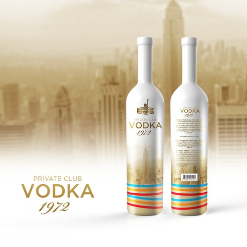 Premium Vodka New York