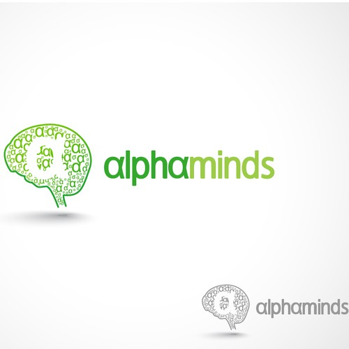 New logo wanted for Alphaminds