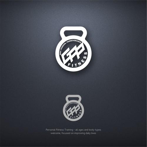 Logo - GPP  Fitness