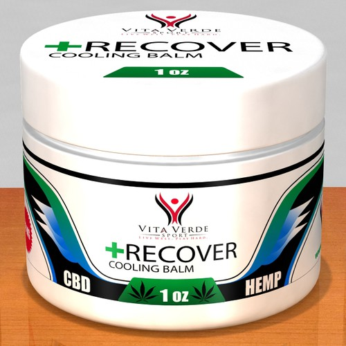 DESIGN FOR A PAIN RELIEF BALM