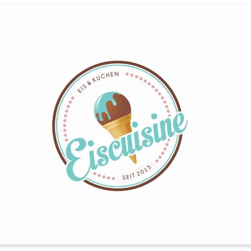 Logo concept for Eiscuisine