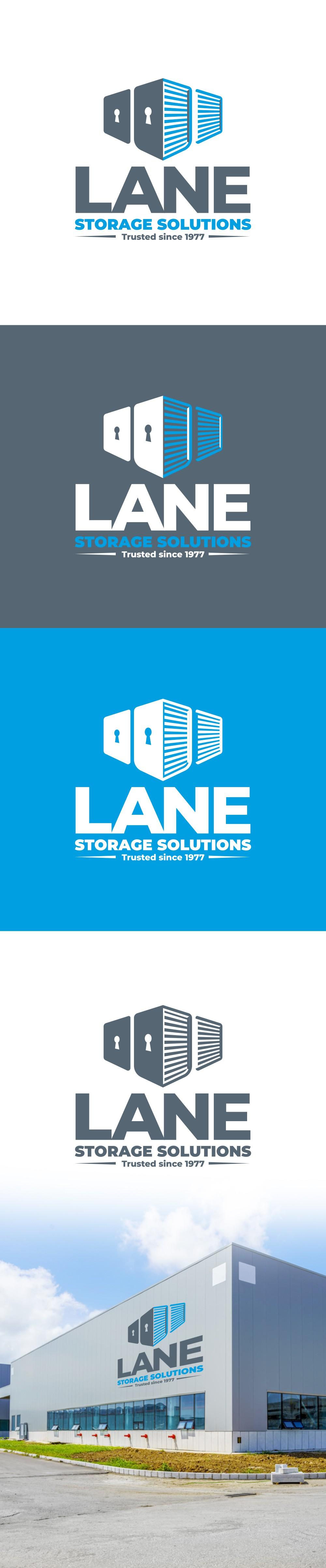 Need a Striking Logo for a SMART, High-Tech, Modern Self-Storage Facility!