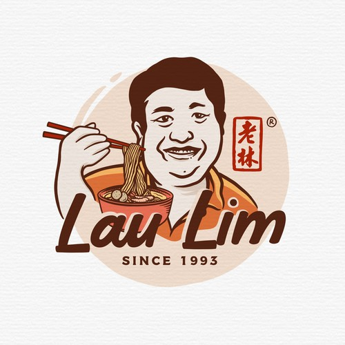 logo proposal for Lau Lim mee pok