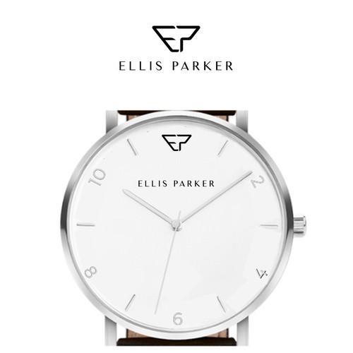 Modern logo concept for Ellis Parker