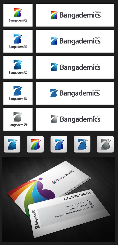 logo for Bangademics.com