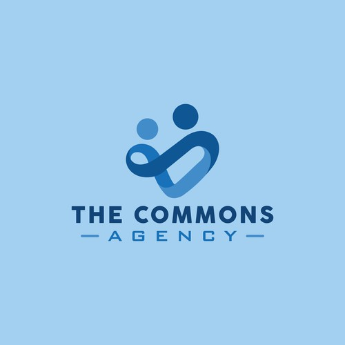 THE COMMONS AGENCY Logo