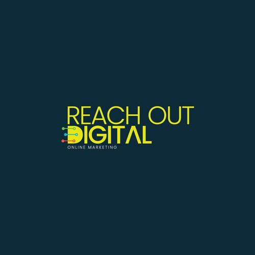 ReachOutDigital Logo Design