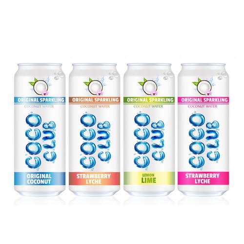 Coco club coconut water
