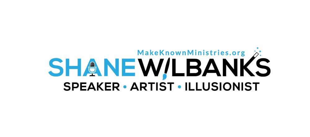 MAGICIAN, ARTIST (painter) and SPEAKER needs logo design.
