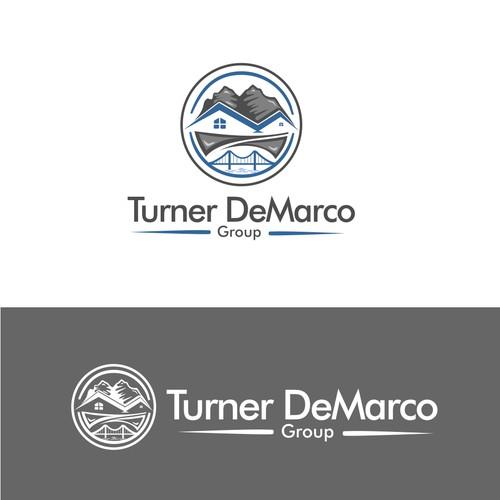 Modern Sophisticated Real Estate Logo