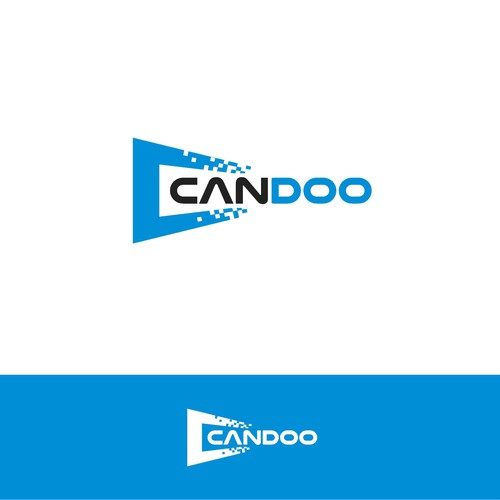 (Ready stock logo) Logo concept for Technology Industry