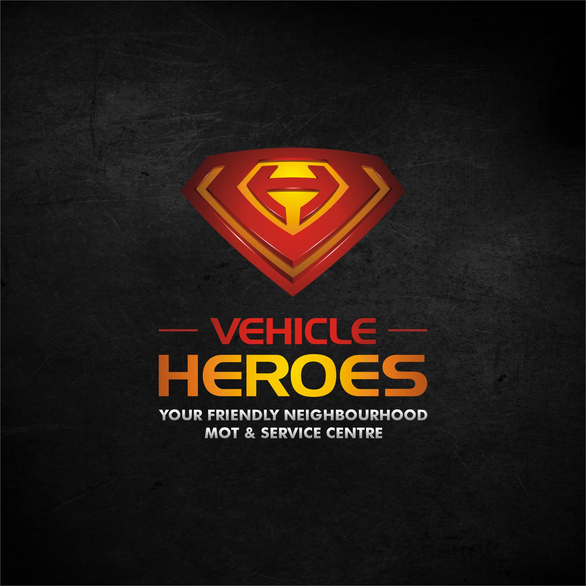 "Be a Hero! Vehicle Heroes need a ""Superman"" style logo"