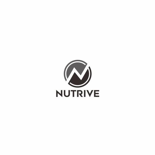 Bold Logo for Nutrive