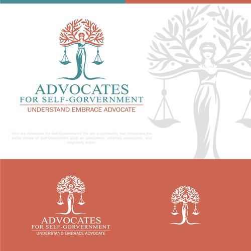 Logo concept for AFSG