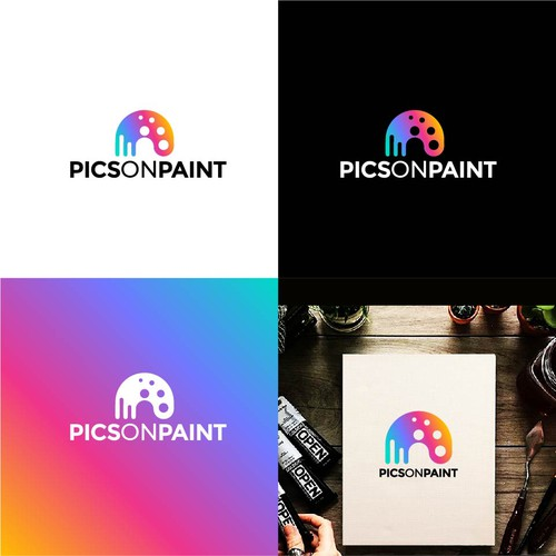 Pics on paint