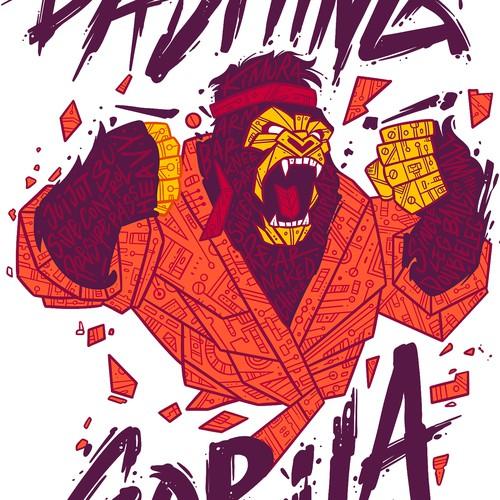 Dashing Gorila