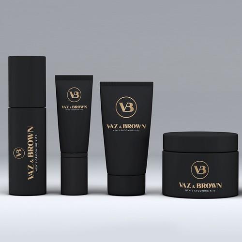 Vaz&Brown Men's Grooming Kits