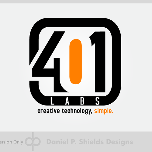 "Logo for  ""401 Labs"""