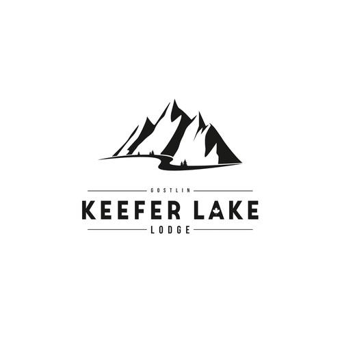 KEEFER LAKE logo