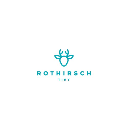 Cute kids Brand Logo *Rothirsch Kids*