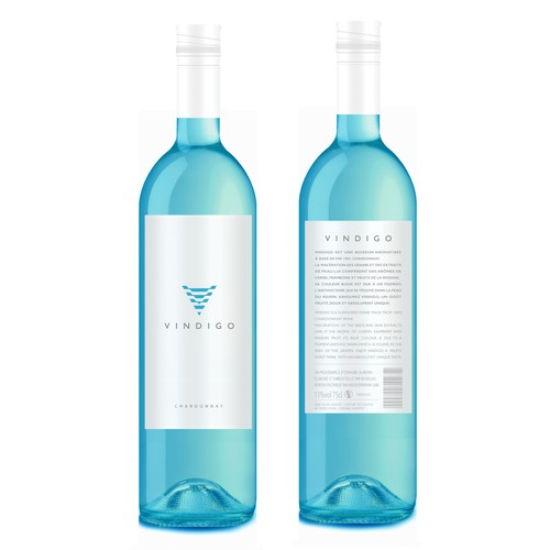Vindigo Blue Wine